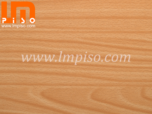 8.3mm thickness smooth surface elegant beech laminate floors