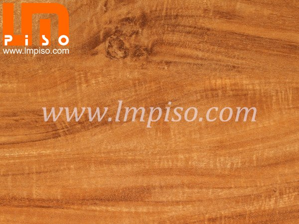 Knotty texture finished exotic jatoba laminate flooring