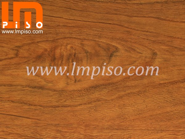 Enviromently friendly E0 rustic jatoba laminate flooring