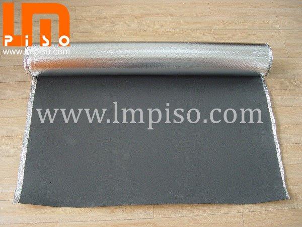 2mm Eva Foam One Side With Aluminium Film Underlay For Laminate