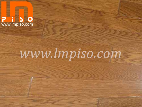 Oak wood engineering wood flooring