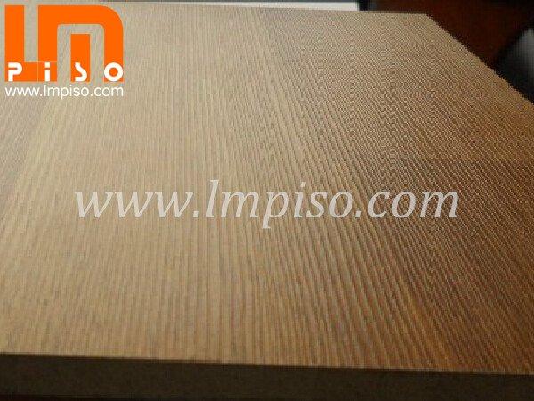 High Density Fiberboard Single Click Glueless Textured Laminate