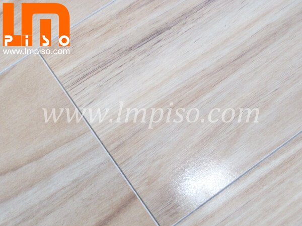 light color beveled painted v groove high gloss laminate