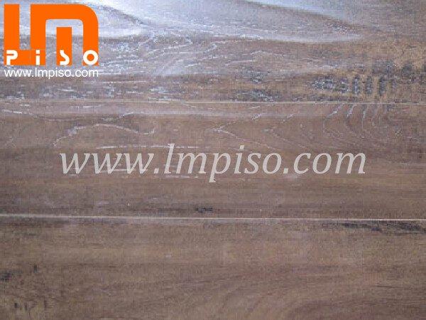 123mm Easy Installation Iso14001 Handscraped Finish Laminate