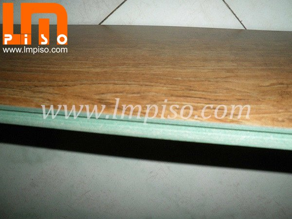 Laminate Timber Floor china 7mm 8mm green core single click laminate timber flooring
