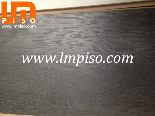 New embossed in registered EIR finish1215x195x8.3mm laminate