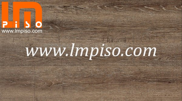 Deep Embossed finish Wood Plastic Composite WPC Indoor Floori