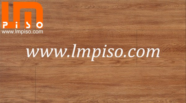 "6""*36"" Wood Pattern Red Oak Vinyl Flooring 6.0 mm Thickne"
