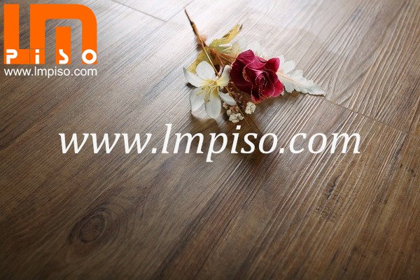 High Quality Durable Luxury Vinyl Tiles Decorative Wood Pattern Spc