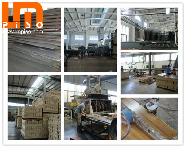 Best price HDF luxrious oak crystal finish wood laminated floors
