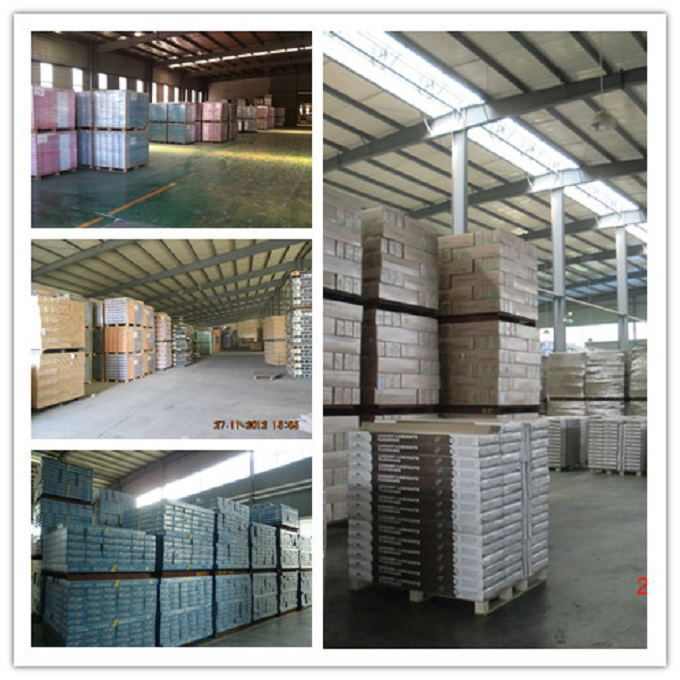 German Technology Production Line Homag Laminate Floor Laboratory