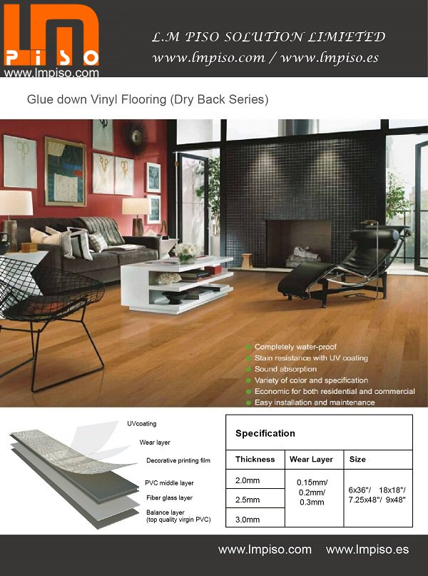 Cheap Vinyl Flooring Bathroom Heavy Duty Commercia Quality Roll